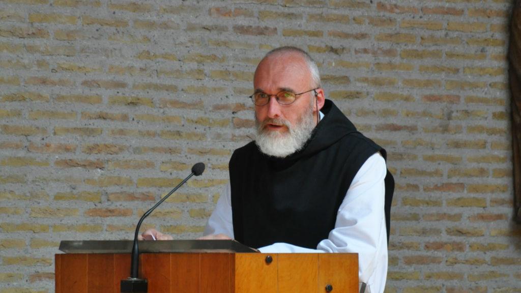 Broeder Guerric situeerde dom louf als grote monnikenvader.