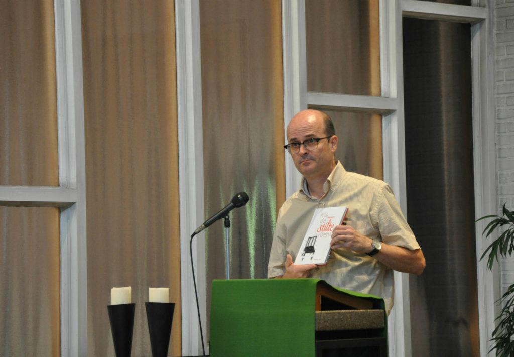 Luk Vanmaercke vertelt welke indruk het boek op hem gemaakt heeft.