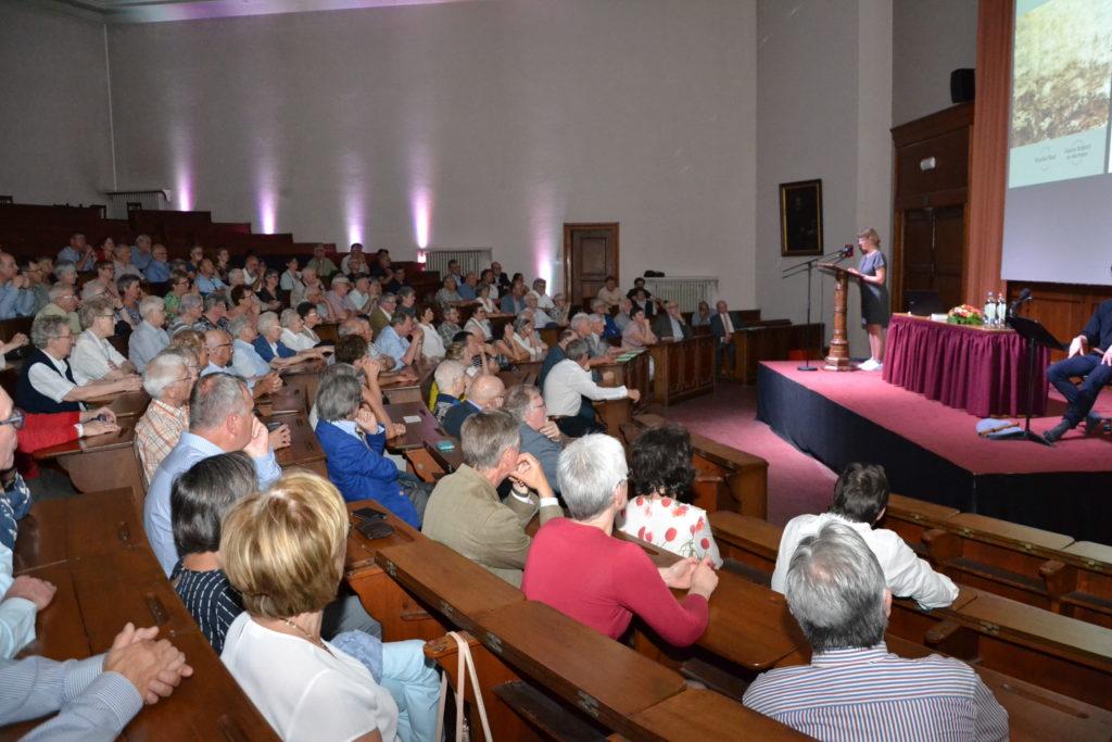 An Mollemans verwelkomde de aanwezigen in naam van de Vicariale Raad